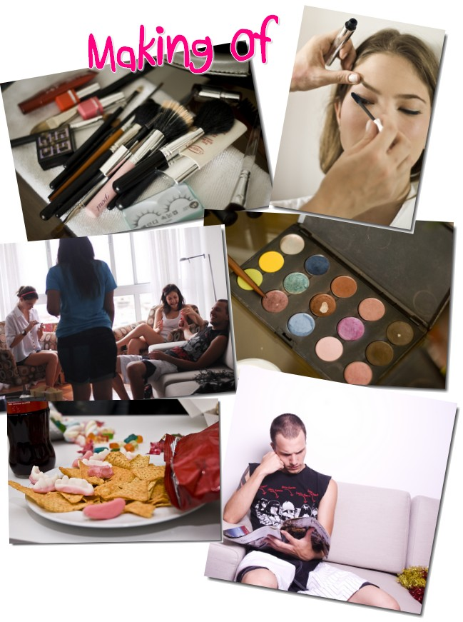 making of editorial