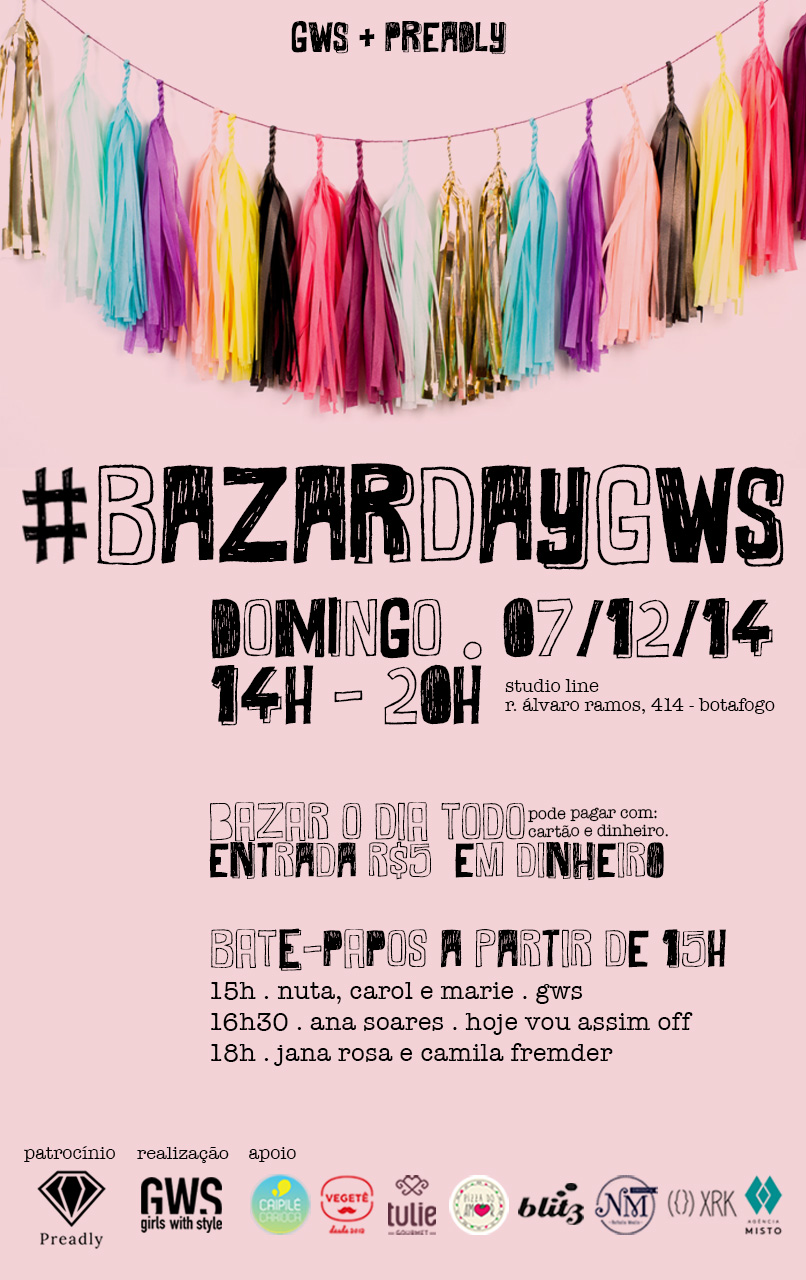Flyer - Bazar Day