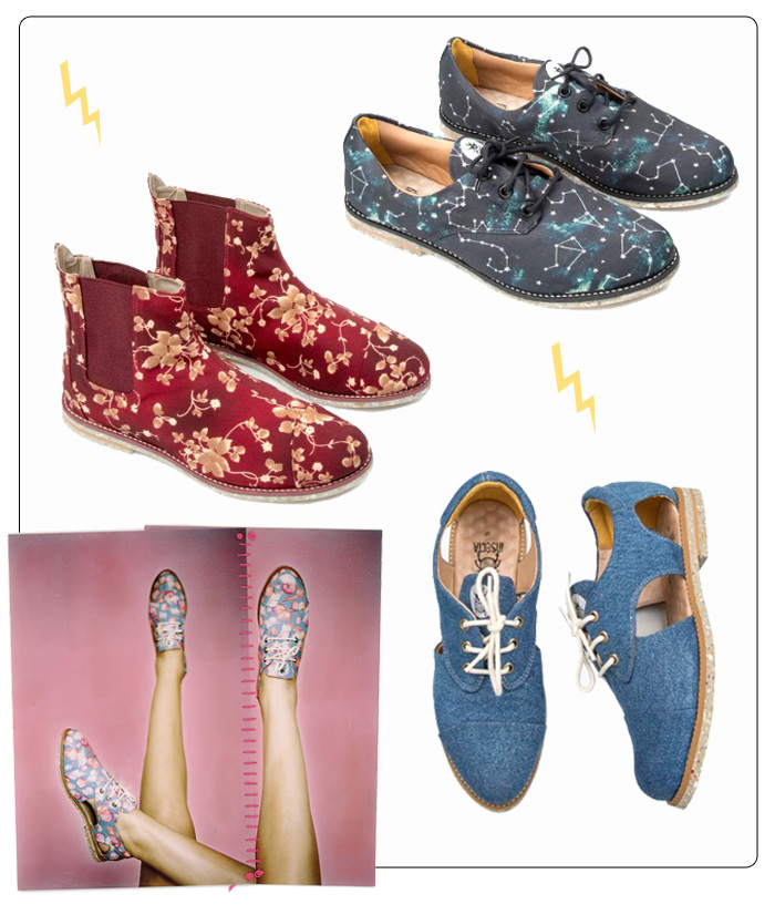 moda consciente: sapatos de marcas ecofriendly